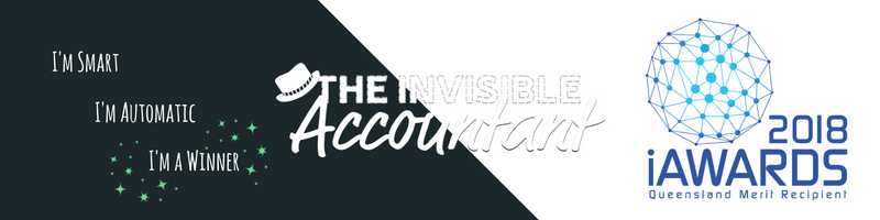 The Invisible Accountant wins iAward