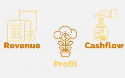 Difference between Revenue, Profit And Cash Flow – Which Is More Important For Your Business